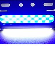 cheap -SENCART 6pcs Flashing Emergency Warning Side Marker Beacon Hazard Strobe Light  LED COB 24V