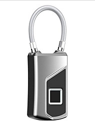 cheap -L1 Padlock Zinc Alloy Waterproof for Luggage / Suitcase