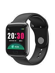 cheap -BoZhuo CY05 Men Women Smart Bracelet Smartwatch Android iOS Bluetooth Waterproof Heart Rate Monitor Blood Pressure Measurement Calories Burned Long Standby Pedometer Call Reminder Sleep Tracker Find