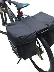 cheap -Bike Panniers Bag Bike Rack Bag Rain Waterproof Quick Dry Wearable Bike Bag 600D Ripstop Bicycle Bag Cycle Bag Cycling Outdoor Exercise