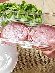 Недорогие -Высокое качество с Нержавеющая сталь + пластик Хранение продуктов питания Для приготовления пищи Посуда Кухня Место хранения 2 pcs