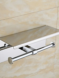 cheap -Toilet Paper Holder New Design / Cool Contemporary Stainless Steel 1pc Wall Mounted