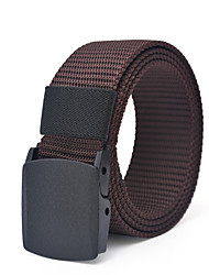 cheap -Unisex Party / Work / Basic Skinny Belt - Polka Dot / Color Block / Solid Colored