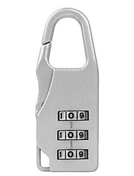 cheap -104 Coded Lock Zinc Alloy for Luggage / Suitcase