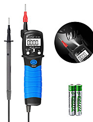 cheap -Pen Type Digital Multimeter Voltage tester-HOLDPEAK 38C 6000 Counts for Voltmeter Resistance Diode Capacitance Meter Data Hold with Backlit and Flashlight.