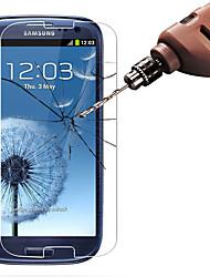 Недорогие -5шт HD закаленное стекло защитная пленка для Samsung S3 / S4 / S4 мини / S5 / S7 / S8 / S8 плюс / S9 / S9 плюс