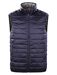cheap -TTYGJ Men's Down Vest Sleeveless Tennis Athleisure Outdoor Autumn / Fall Spring Summer / Micro-elastic / Quick Dry / Breathable