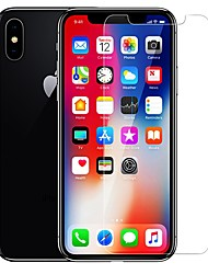 cheap -AppleScreen ProtectoriPhone XS High Definition (HD) Front Screen Protector 10 pcs Tempered Glass
