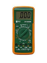 cheap -BEST 9205M Professional LCD Digital Multimeter Voltmeter Ohmmeter Ammeter Tester With buzzer Tester Meter VS DT830B RM101 DT9205