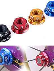 cheap -Screws For Mountain Bike MTB / Folding Bike / Fixed Gear Bike Aluminum Alloy High Strength / Durable / Easy to Install Cycling Bicycle Black Gold Red Others