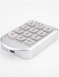 cheap -PW206 Coded Lock Plastic Password unlocking for Gym & Sports Locker