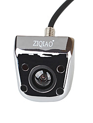cheap -ZIQIAO 720 x 480 CCD Wired 170 Degree Rear View Camera Waterproof for Car