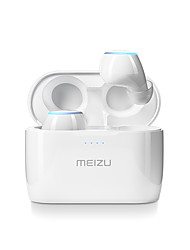 cheap -MEIZU POP 2 TWS True Wireless Earbuds Touch Control Auto Pairing TW50S Dual Wireless Earphones Bluetooth Earphone Sports In-Ear Earbuds Waterproof Wireless Charging