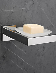 cheap -Soap Dishes & Holders New Design / Creative Contemporary / Modern Metal 1pc - Bathroom Wall Mounted