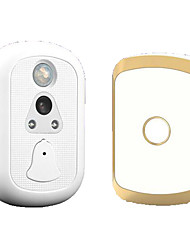 cheap -WIFI No Screen(output by APP) Telephone One to One video doorphone