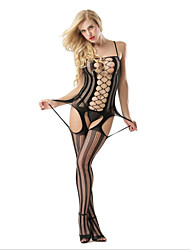 cheap -Women's Uniforms Sexy Uniforms Sex Cosplay Costume Hollow Stockings