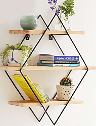 cheap -Wood Vintage Magazine Racks Living Room