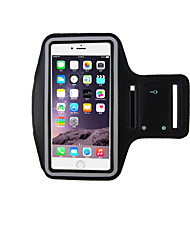 cheap -Case For Apple iPhone 7 Plus / iPhone 7 Sports Armband Armband Tile Soft Nylon