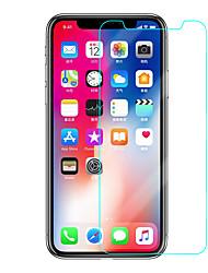 Недорогие -защитная пленка для экрана Apple Iphone X / Iphone XS закаленное стекло 1 шт. передняя защитная пленка высокого разрешения (HD) / 9h твердость / взрывозащищенный