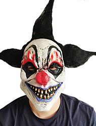 cheap -Mask Halloween Mask Inspired by Joker Clown White Halloween Halloween Adults' Men's Women's