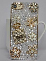 cheap -Case For Samsung Galaxy S9 / S9 Plus / S8 Plus Rhinestone Back Cover Glitter Shine Hard Acrylic