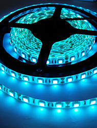 cheap -LED Light Strips Flexible Tiktok Lights 5050 SMD 10mm Ice Blue DC 12V 300LEDsReel Non Waterproof 5MReel