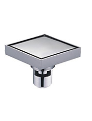 cheap -Drain New Design / Cool Contemporary Stainless Steel 1pc Floor Mounted