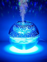 Недорогие -светодиодный ночной свет прохладный туман увлажнитель с USB-портом тихая работа долгое время украшения <5V 1pc>