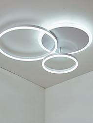 cheap -1-Light 50 cm Flush Mount Lights Aluminum Novelty Artistic / LED 110-120V / 220-240V