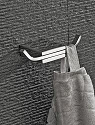 cheap -Robe Hook Premium Design / Creative Contemporary / Modern Metal 1pc - Bathroom Wall Mounted