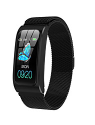Недорогие -king-wear® ak12 smart wristband bluetooth фитнес-трекер с поддержкой уведомлений / измерением артериального давления спортивные смарт-часы для телефонов samsung / iphone / android