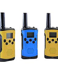 cheap -T50 Handheld Waterproof <1.5KM <1.5KM 24 mAh 0.5 W Walkie Talkie Two Way Radio