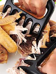 abordables -barbecue pattes griffes de viande tiré poulet déchiqueteur gestionnaire de porc fourchettes à découper barbecue grill gestionnaire de viande fourchettes de cuisine outil