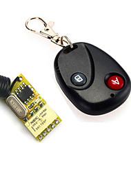 Недорогие -Smart Switch AK-WK+AK-BF02 для Повседневные Дистанционно управляемый / Многофункциональный / Простота установки Пульт управления Беспроводное 12 V / 5 V
