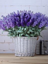 Недорогие -Искусственные цветы Пластик Современный современный Букеты на стол 3