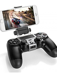 cheap -Smartphone Clip Mounting Handle bracket For PS4 / Sony PS4 Controller