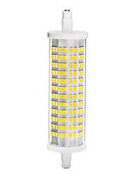 abordables -ywxlight dimmable r7s ampoule led 118mm 18w 2200lm, équivalent ampoules halogènes linéaires 200w, lampe de projecteur led r7s j118