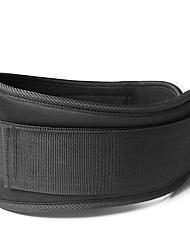 cheap -Dipping Belt / Weight Dip Belt / Weight Lifting Belt for Gym Workout Protection / Safety Gear / Protective Gear Nylon 1 Piece Black