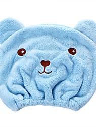cheap -Creative cartoon bath cap super absorbent quick-drying headcloth bathroom more cute animals adult wipe dry hair cap