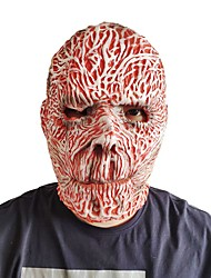 cheap -Mask Halloween Props Halloween Mask Inspired by Scary Movie Red Horror Halloween Halloween Adults' Men's Women's