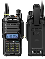cheap -New Upgrade Baofeng UV-9R Plus Walkie Talkie 10W 4800mAh VHF UHF Dual Band Handheld Two Way Radio Waterproof FM Protable Digital Transceiver