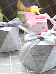 """Недорогие -1 ¼ """"Алмаз Розовая бумага Фавор держатель с Ленты Товары для дома / Коробочки / Подарочные коробки - 50 ед."""