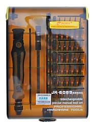 abordables -Tournevis matériel interchangeable professionnel 45-en-1 trousse à outils de précision maison et outils