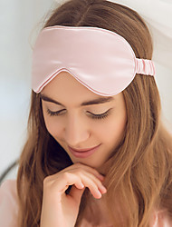 cheap -Sleep mask Eye Patch 1 Piece Casual Unisex 100% Silk
