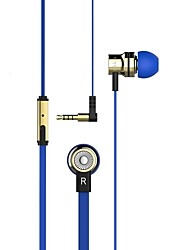 cheap -LITBest ML07 Wired In-ear Earphone Wired Music Stereo with Microphone HIFI for Mobile Phone