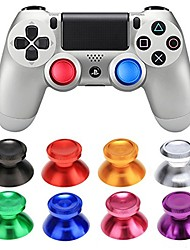 cheap -Game Controller Thumb Stick Grips For Xbox One / PS4 ,  Game Controller Thumb Stick Grips Metal 1 pcs unit