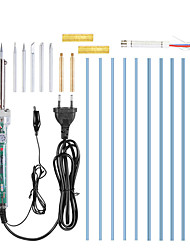 cheap -220V/110V 60W Adjustable Temperature Soldering Iron Set Lcd Repair Line Tool Led Panel Welding