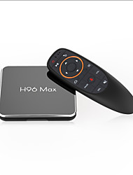 cheap -精品语音电视盒子 H96 MAX X9 Android 8.1 Amlogic S905X2 4GB 64GB Quad Core