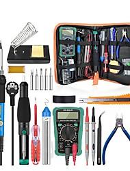 cheap -Electric Iron Welding Set 220V110V 60W Welding Torch Kit With Multimeter Welding Kit