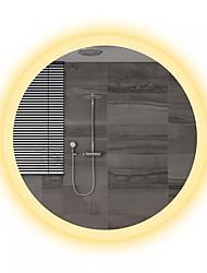 Недорогие -qihengzhaoming led / современная современная ванная комната освещение магазинов / кафе / офис металлический настенный светильник 110-120v / 220-240v 30 Вт Vanity Light